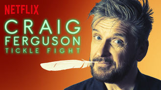 Netflix Box Art for Craig Ferguson: Tickle Fight