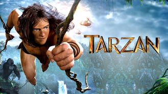 Netflix Box Art for Tarzan