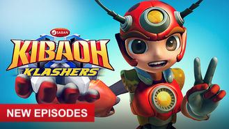 Netflix box art for Kibaoh Klashers - Season 2