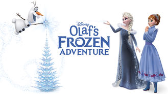 Netflix Box Art for Olaf's Frozen Adventure