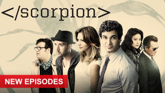 Netflix box art for Scorpion - Season 3