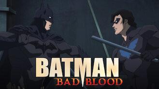 Batman: Bad Blood (2016) on Netflix in Panama