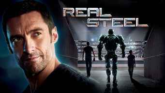 Is Real Steel 2011 On Netflix Argentina