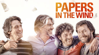 Papers in the Wind