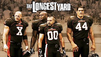 Is The Longest Yard 2005 On Netflix Mexico