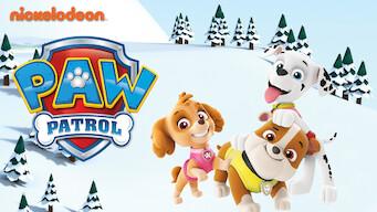 Is Paw Patrol Season 5 2014 On Netflix Norway